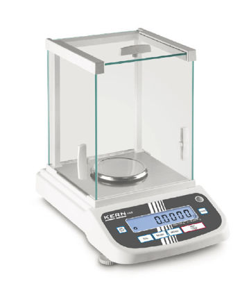 Analytical Balance 210g capacity, 0.1mg readout with auto internal calibration