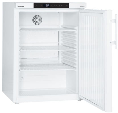 LKUv 1610 MediLine Vaccine & Laboratory Refrigerator with Comfort Controller, Volume 141 L, Dynamic Cooling, White Steel Cabinet Finish