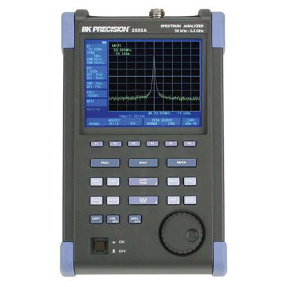 B&K Precision 2650A 50 kHz - 3.3 GHz Handheld Spectrum Analyzer