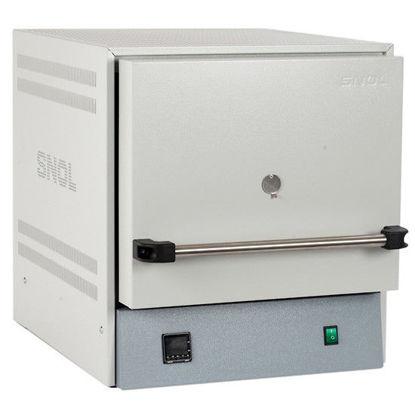 SNOL 3/1100 LHM01  Muffle Furnace, 13 L, Upwards Opening Door, 230V