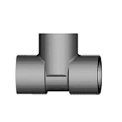 GLI MH373N3NZ Davis PVC Tee Flo-through Mounting Hardware, PVC