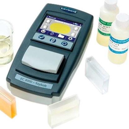Lovibond EComparator 3000 Series Colorimeter; Saybolt