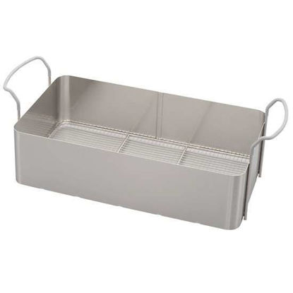 Elmasonic Ultrasonic Cleaner Basket, E+ and P Series; 7.5 gal.