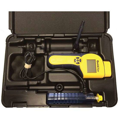 Delmhorst QUICKNAV/BP Moisture Meter Basic Kit
