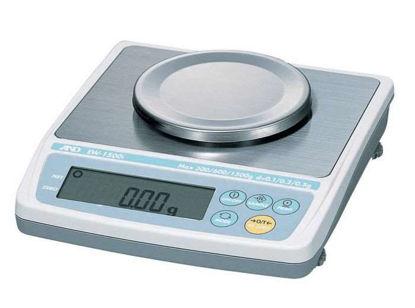 A&D Weighing EK-120I Portable Balance, 120g x 0.01g