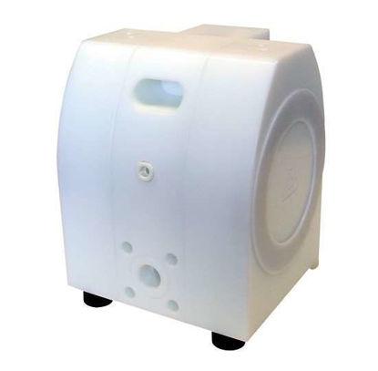 """Almatec E25 AODD, Polyethylene Housing, EPDM Diaphragm, EPDM Valve Balls, 1"""" NPT"""