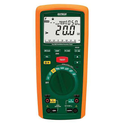 Extech MG320 CAT IV Insulation Tester/True RMS Multimeter