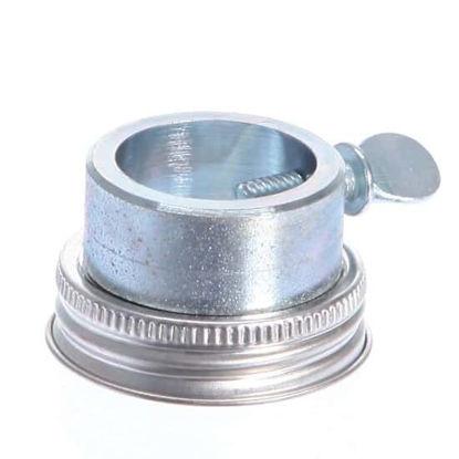 """Steel screw—in adapter, 1-3/4"""" NPT(F)"""