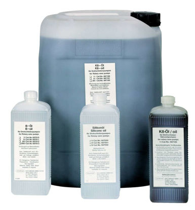 Rotary pump oil B, can of 5 liter