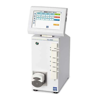 8 Vessel Online Monitor System for 2900/2950, includes bottles