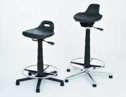 Chair, PU foam, 53-79 cm