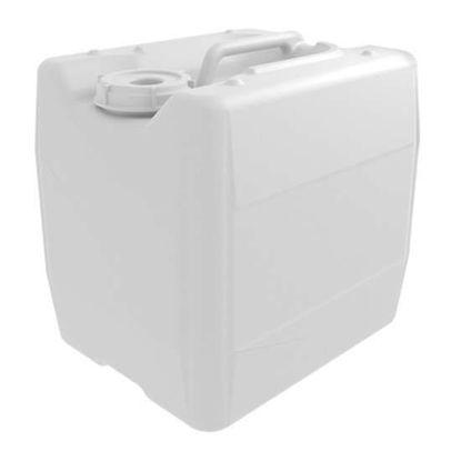 Cole-Parmer UN/DOT Liquid Waste Container, S70 cap; 13.5 L; 1/ea