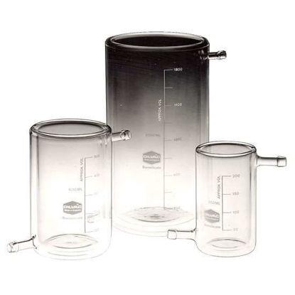 Glass Tempering Beaker; 2000 mL