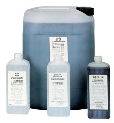 Rotary pump oil B, bottle of 1 liter
