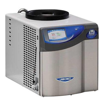 Labconco FreeZone 2.5L -50° C Benchtop Freeze Dryer with PTFE coil 230V 50 Hz Schuko