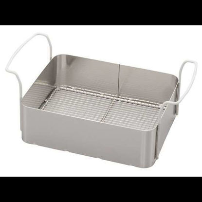 Elmasonic Ultrasonic Cleaner Basket, E+ Series, 2.5 gal.
