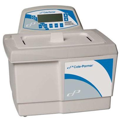 Cole-Parmer Ultrasonic Cleaner, Heater/Digital Timer; 1.5 gal, 115V