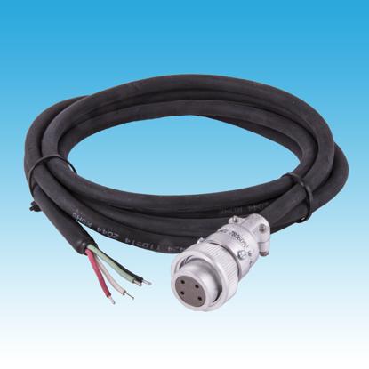 Model: 100SFEDF04 - Connector plug, Jupiter style, shell size 10, 4 socket