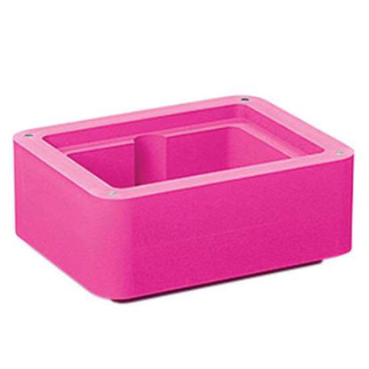 Corning 432086 Extension Collar for CoolBox XT, Pink; 1/ea