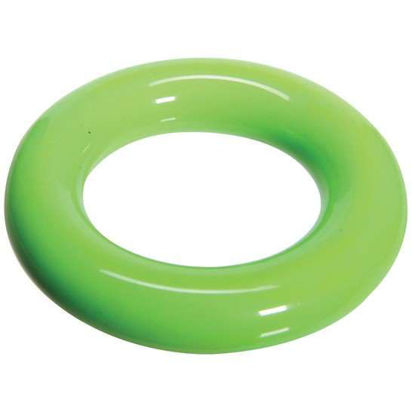 Argos Technologies LR0250 Vinyl covered lead ring, Green; fits 250-1000 mL flasks