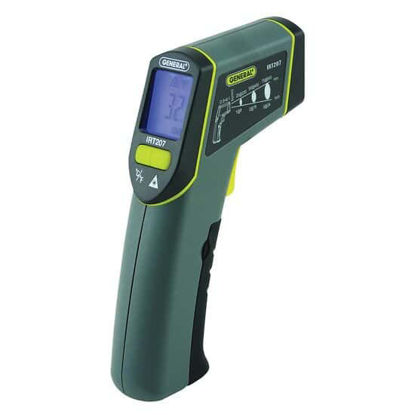 General Tools IRT207 Infrared Thermometer (8:1)
