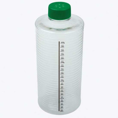 CELLTREAT Scientific Products 229387 Culture Roller Bottle, vented cap, sterile, 1900 sq. cm, 24/cs
