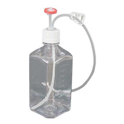 Cole-Parmer Media Bottle, PC, 1000 mL; 10/Cs