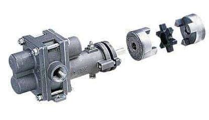 "4X187 Coupling hardware for 3/4"" diameter bore, 7.2 hp maximum"