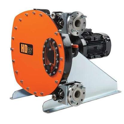Abaque Peristaltic Hose Pump; 50.74 GPM; 57 RPM; 10 HP 3P