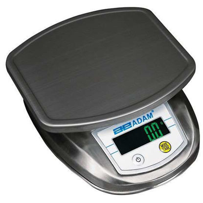 Adam Equipment Astro ASC 4001 Stainless Steel Food Scale, 4000g x 0.5g 220V