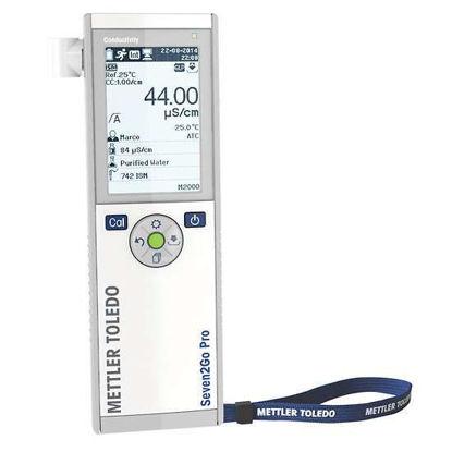 Mettler Toledo S7-USP/EP Kit Portable Conductivity Meter Kit; Pro USP/EP Kit