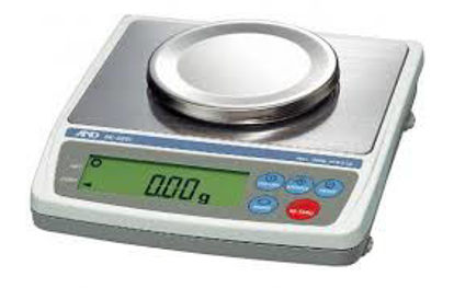A&D Weighing EK-300I Portable Balance, 300g Capacity