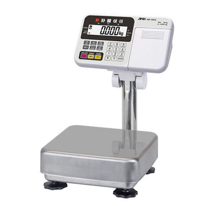 A&D Weighing HW-10KC High Resolution Bench Scale; 10 kg x 0.001 kg