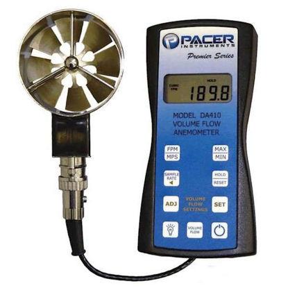 Pacer DA400 Precision Vane Anemometer with USB Output
