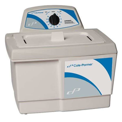 Cole-Parmer Ultrasonic Cleaner with Mechanical Timer, 3/4 gallon, 115 VAC