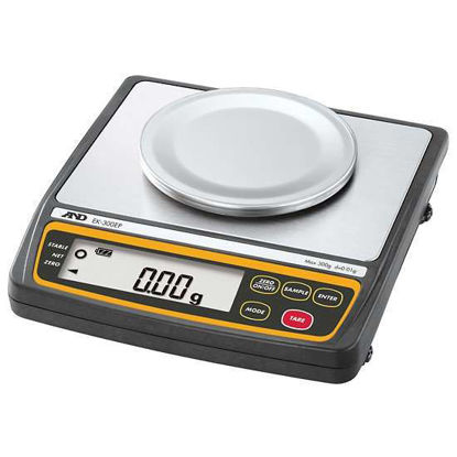 A&D Weighing EK-EP Instrinsically Safe Portable Balance, 300 g x 0.01 g