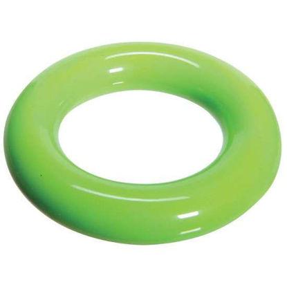 Argos Technologies LR0500 Vinyl covered lead ring, Green; fits 500-2000 mL flasks