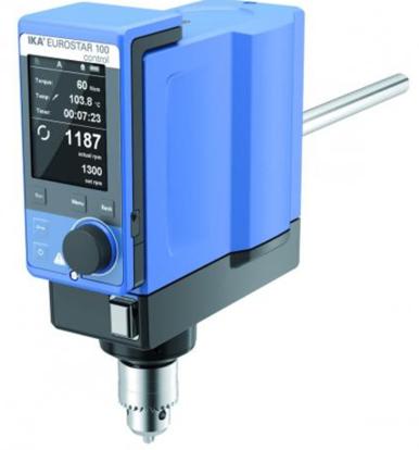 Overehad stirrer EUROSTAR 100 control 0/30 -1.300 min-1, w/o accessories