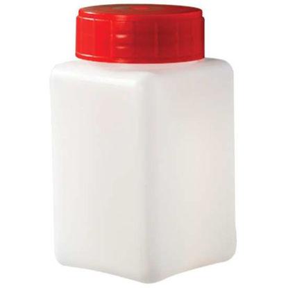 Corning Gosselin Storage Bottle with Screw Cap, 150 mL, square, HDPE, sterile; 175/cs