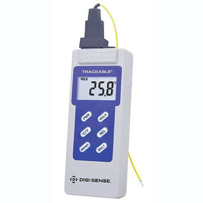 WATERPROOF TYPE K THERMOMETER