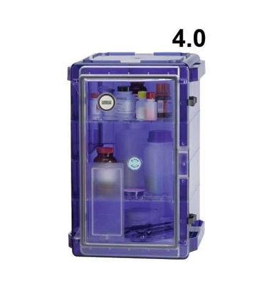 Secador Clear 4.0L Vertical Desiccator Cabinet