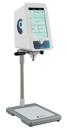 B-ONE PLUS LR VISCOMETER WITH L-1 TO L-4 SPINDLES SET AND STANDARD STAND