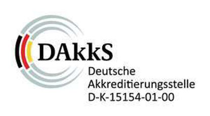 DAkkS Calibration Certificate for vacuum gauge, vacuum sensor or vacuum controller (attached to the vacuum gauge / sensor / controller)