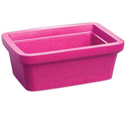 "Corning EVA-Foam Ice Pan, Pink, 4 L; 1/Each"""