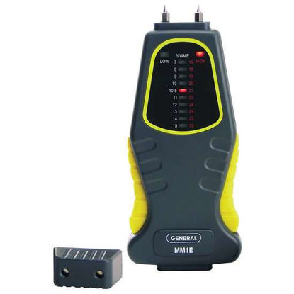 General Tools MM1E Moisture Meter with LED Bar Graph