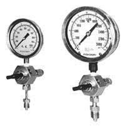 GAGE, 4-1/2 100PSI STAINLESS