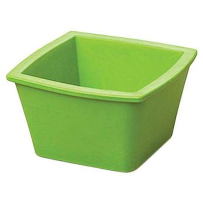 "Corning EVA-Foam Ice Pan, Lime, 1 L; 1/Each"""