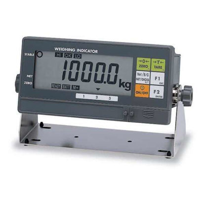 A&D Weighing AD-4406 Compact Portable/Mountable Indicator