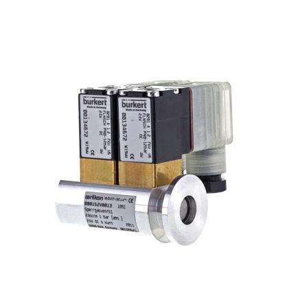 PURGE/VENT VALVE 24 sccm 24VDC