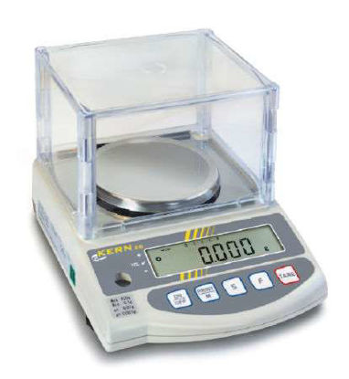 Precision balance with type approval, class II 0,01 g ; 4200 g